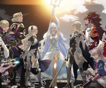 3DS「ファイアーエムブレム if」 TVCMが公開!