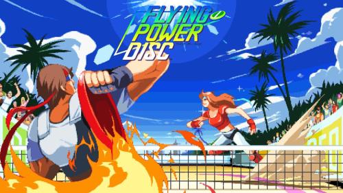 Switch「フライングパワーディスク」対戦が熱いドットディスクアクションが配信開始!!