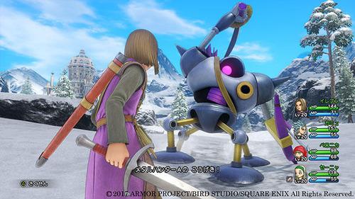 【朗報】「ドラクエ11」ファミ通クロスレビュー、3DS版/PS4版の結果wwwww 【優しい世界】
