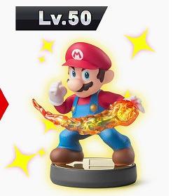 Wii U版「スマブラ」 アミーボ(amiibo)ってLv50になったらそれ以上上達しない?