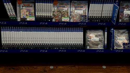 【悲報】PS4版ドラクエ11の中古の数が凄いwwww