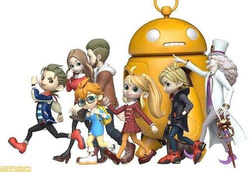 【速報】日本一ソフトウェア完全新作RPG「ディスティニーコネクト」はSwitch/PS4 マルチ!2月28日発売きたああぁぁぁっ!!