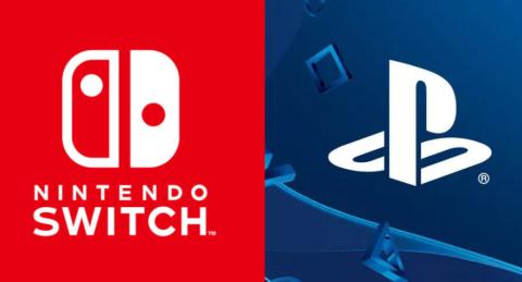 【電撃】週販ソフト売上 Switch 100万本、PS4 9万本