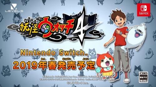 Switch「妖怪ウォッチ4」 新PVが公開!ガチでクオリティアップした戦闘画面に興奮!!
