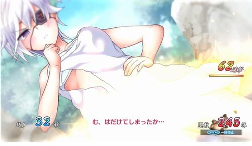 【悲報】ゆらぎ荘、謎の光線で真っ白になってしまう
