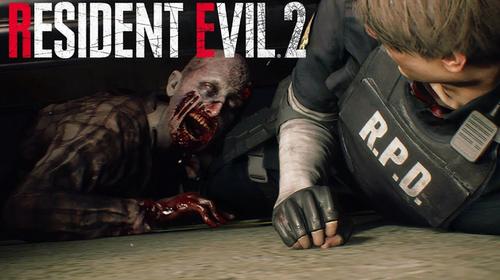 PS4「バイオハザード RE:2」4Kプレイ映像 よりグラフィックが鮮明になり、恐怖が加速!!