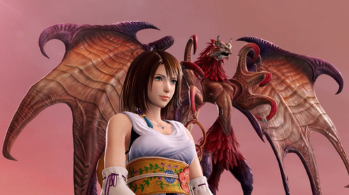 基本無料化した PS4「ディシディアFF」にFF10からユウナ参戦きたあぁぁぁっ!!