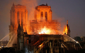 ノートルダム寺院 大火災を受け、UBIが「アサシンクリード ユニティ」を無料配布!再建のための寄付に