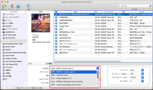 amc-output-format-mac
