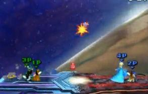 3DS「大乱闘スマッシュブラザーズ」 ダックハントを一部機能停止させるバグが発見される!? ロゼッタやべぇ・・・