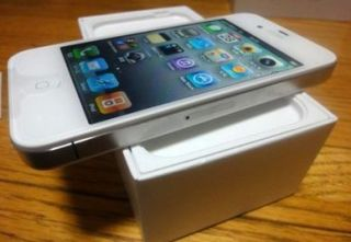 iPhone4 ホワイト 購入レビュー