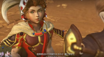 PS4「ディシディアファイナルファンタジーNT」キャラクター紹介映像『オニオンナイト』『セシル』編 が公開!