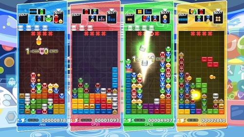 Steam版「ぷよぷよテトリス」配信開始!日本語音声収録、テキストは英語のみ