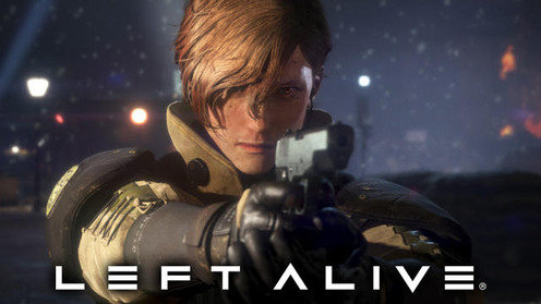 【発売開始】「LEFT ALIVE(レフトアライブ)」 フロントミッションの意思を継ぐ期待作 感想 評価