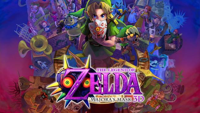世界各国のアマランでNewニンテンドー3DSと「ゼルダの伝説 ムジュラの仮面3D」・「モンスターハンター4G」が上位に
