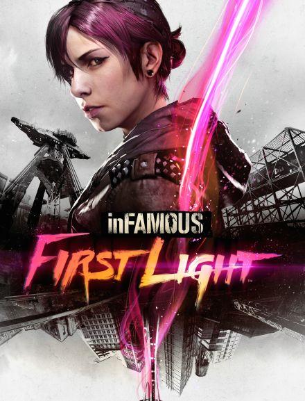 「インファマス ファースト・ライト」 海外発売日が8/26に決定!!