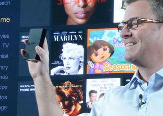 アマゾン、ストリーミングでゲーム・映画・テレビなどのサービスを提供するセットトップボックス「Amazon Fire TV」を発表! 99ドル!