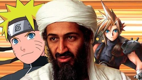 【極刑】9.11テロのウサマ・ビンラディンさん、遺品のHDDが開示されゲームアニメ好きのオタであったことが判明wwww