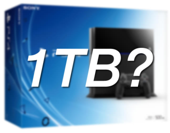 (噂) 容量1TBの新型「PS4」の発売が予定されているらしい