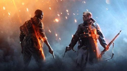 【速報】バトルフィールド最新作、名称は「Battlefield V」で第二次世界大戦が舞台か!?