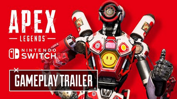 【動画】Switch版「Apex」のゲームプレイトレーラーが公開!パニックボタン社の移植技術が凄いと話題にwww