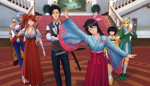 PS4「サクラ大戦」ファミ通LIVE 先行実機プレイ動画が公開!