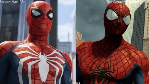 PS4「スパイダーマン」 E3 2016バージョンとの比較映像が公開!
