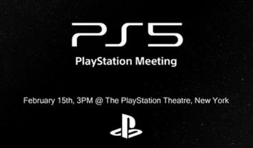 【速報】SONY、2月15日午後3時に過去最大規模のイベントにてPlayStaton5発表!! というロゴが流れているのでよく見てと注意 【PS5】