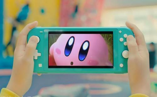 【携帯専用】Nintendo Switch Lite TVCMが公開!