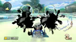 【マリオカート8DX】ゲッソーって視界が悪くなるけどほかにも何か効果あるの?