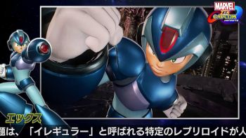 PS4/XB1/PC 「マーベル VS. カプコン:インフィニット」 ロックマンX紹介映像が公開!
