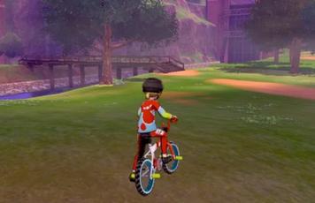 自転車に乗れるゲームって少ないよな