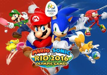 WiiU「マリオ&ソニック AT リオオリンピック」 紹介映像が公開!