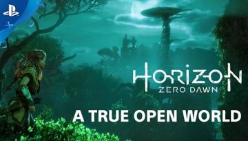 「Horizon Zero Dawn」 オープンワールド構築の裏を明かす新トレーラーが公開!