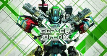 【朗報】PS4版「ボーダーブレイク」 セガの本格ロボットアクションがF2Pとして登場、オープンβテストが2月に開催!!
