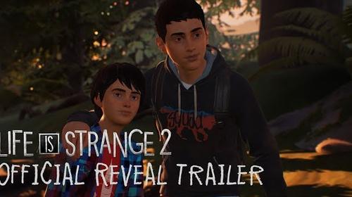 PS4「ライフイズストレンジ2」名作ADV続編、最新トレーラーが公開!悲劇に遭遇した兄弟の逃避行を描く