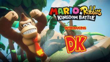 Switch「マリオ+ラビッツ キングダムバトル」にドンキーコング参戦!DLC『Donkey Kong Adventure』発表キタ━━━(゜∀゜)━━━ッ!!  6/26配信!!