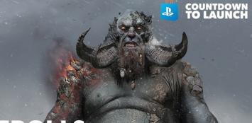 PS4「ゴッド・オブ・ウォー」 トロールにスポットした開発映像が公開!