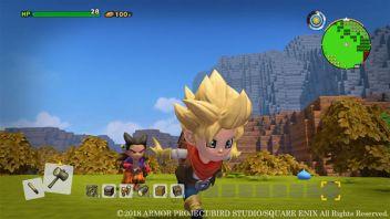 Switch/PS4 「ドラゴンクエストビルダーズ2」オープニングムービー男主人公Ver & 女主人公Ver 公開!