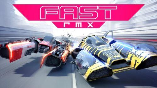 【ニンテンドースイッチ】真のF-ZERO、スイッチのローンチにキタ━━━(゜∀゜)━━━ッ!! 近未来レーシング『Fast RMX』3/3配信決定、ほか3/3ロンチタイトル一覧