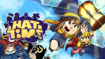 Switch「A Hat in Time」協力プレイ対応のキュートな3Dアクションが登場!ローンチトレーラー公開