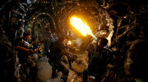 【注目】エイリアンの新作ゲーム「Aliens:Fireteam」発表!Switch除く全ハードで今夏発売決定!!