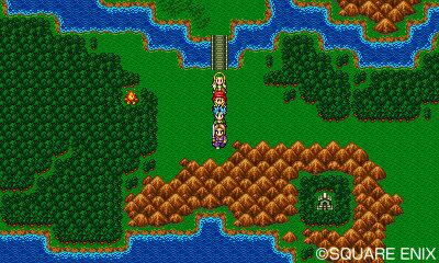 【悲報】「ドラクエ11」の2D版がヤバすぎる… ファミコン版のドラクエより酷いかもしれないと話題に