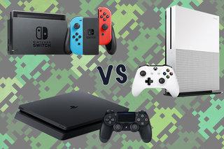 【世界販売台数】PS4 vs Switch 発売から15ヵ月勝負はPS4が僅差で勝利!!