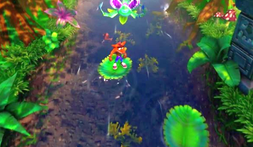 PS4「クラッシュ・バンディクー N. Sane トリロジー」 ステージ紹介動画第2弾『ボワボワ さぎょういん』プレイ映像が公開!