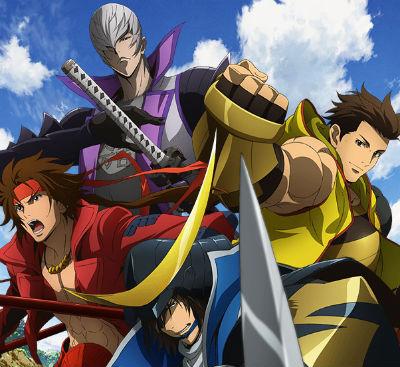 「戦国BASARA」の新作アニメ「ジャッジエンド」は7月から放送開始! 声優陣が意気込み
