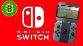 【噂】Switch Mini 2019年までに登場か?携帯版スイッチの発売がほぼ確定していると海外で話題に