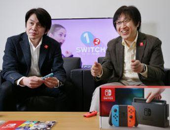 任天堂 高橋氏「スイッチで1-2-Switchのようなタイトルを作っている。脳トレ的なゲームも鋭意企画中」