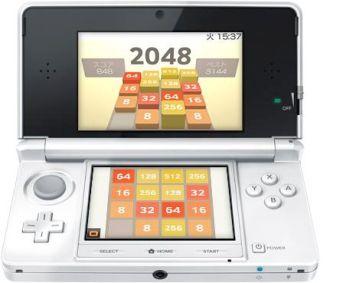 パクリだと批判されたアプリ「2048」が3DSで強行配信!ざわつくゲーム関係者 任天堂の判断は?