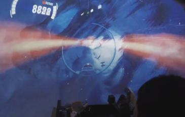 ドーム型筐体 「スター・ウォーズ:バトル ポッド」 第2弾トレーラーが公開!全身が映像に包まれる迫力のドームスクリーンを体感!!